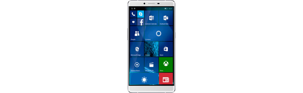 """Funker announced the Win6.0 Pro 2 with a 6"""" FHD display, Windows 10 with Continuum and Snapdragon 617"""
