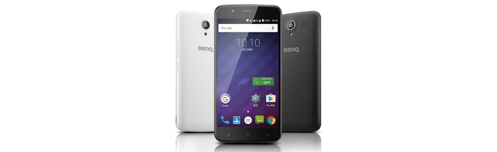 BenQ T55 - a smartphone with a low blue light filter