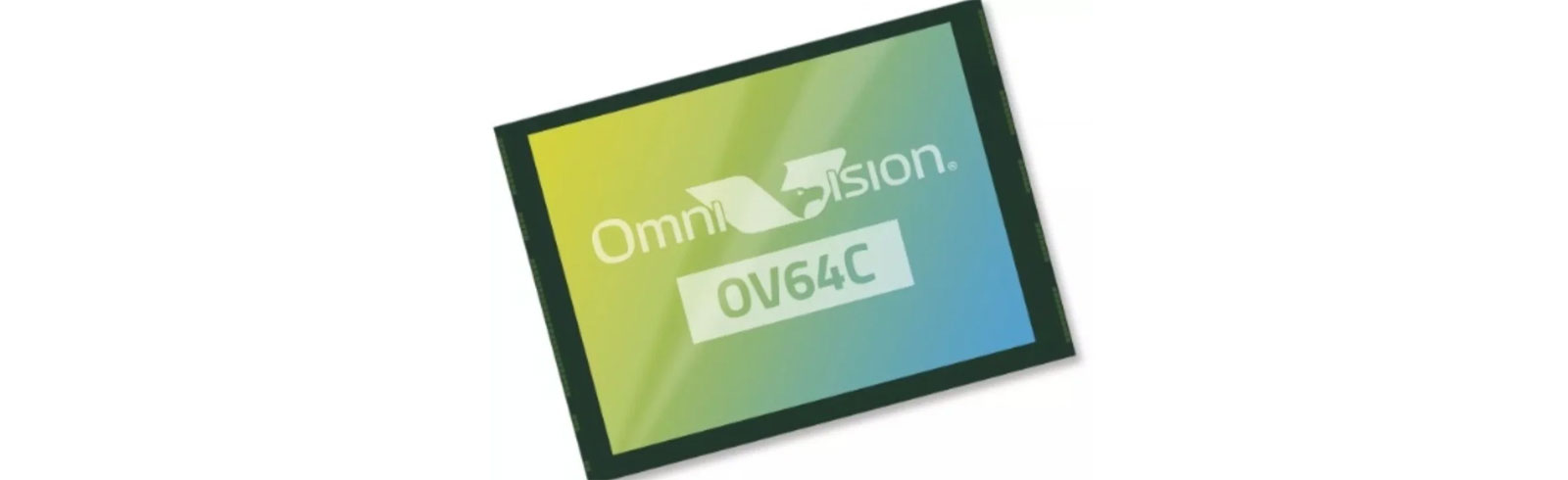 OmniVision unveils a 64MP image sensor for mobile devices