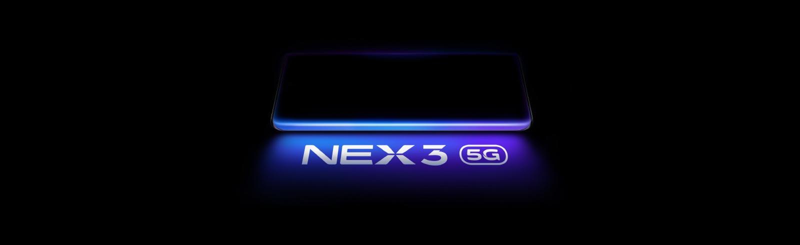 Vivo NEX 3 5G will be unveiled next month