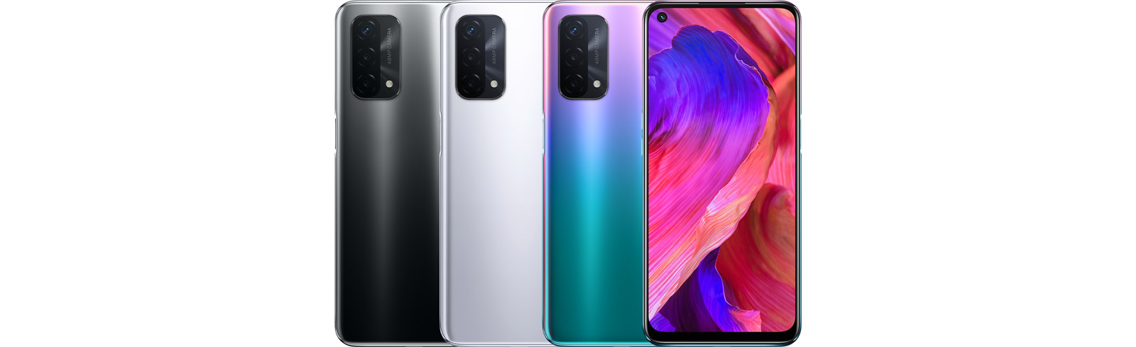Oppo A93 5G goes official with a Snapdragon 480 chipset