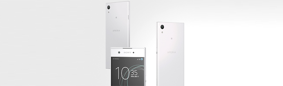 Sony Xperia XA1 and XA1 Ultra are official