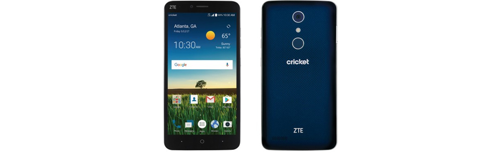 Sales of the ZTE Blade X Max in the US start today via Cricket Wireless