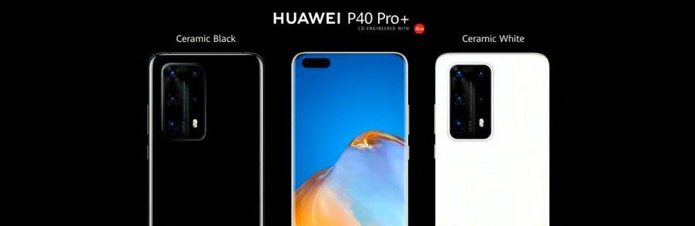 Huawei P40 Pro+ ups the P40 series camera capabilities