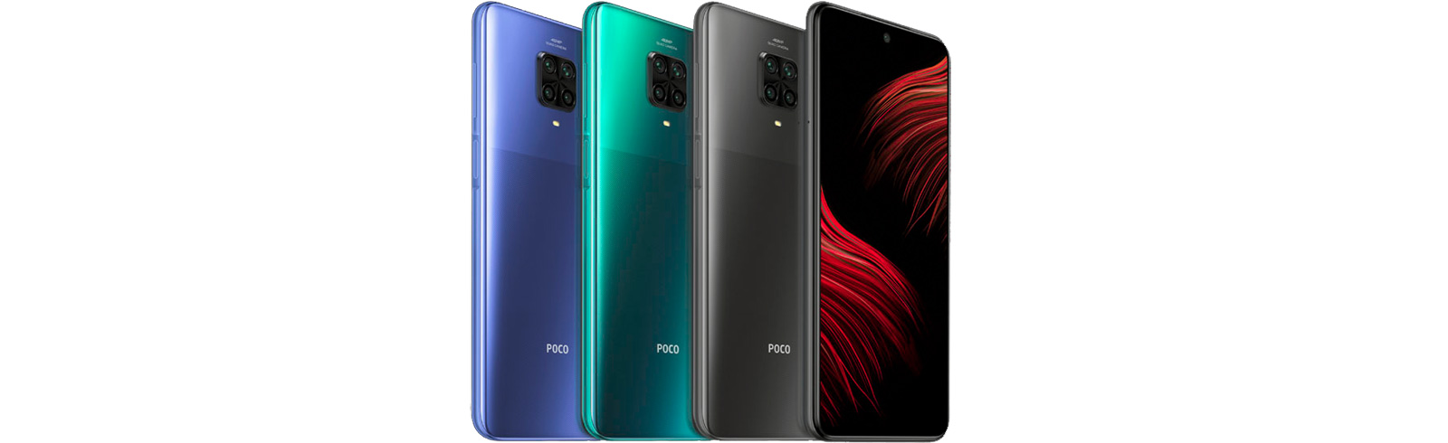 Xiaomi POCO M2 Pro goes official - specifications and prices
