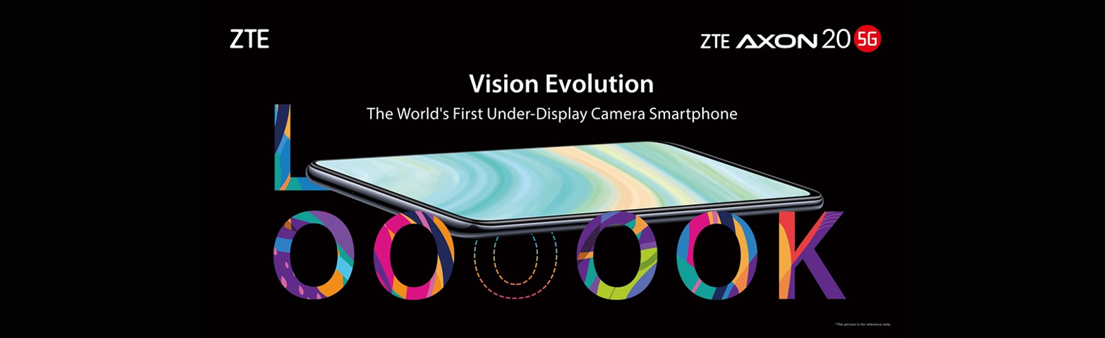 ZTE Axon 20 5G is launched - the first smartphone with an under-display camera, costs USD 322