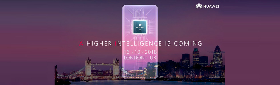 Huawei teases the Mate 20 series unveiling improved AI