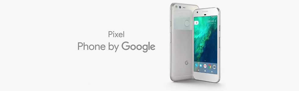 Google Pixel announced, the frst phone with Google Assistant built-in