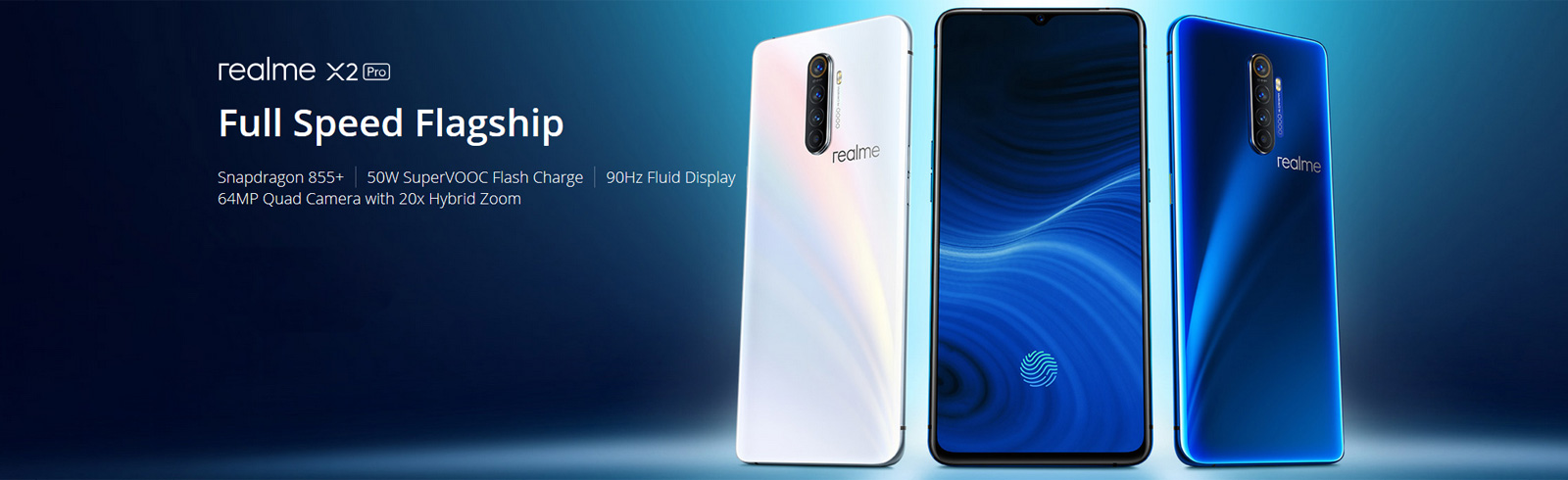 Realme launches the Realme 5 Pro, X2 and X2 Pro in Europe