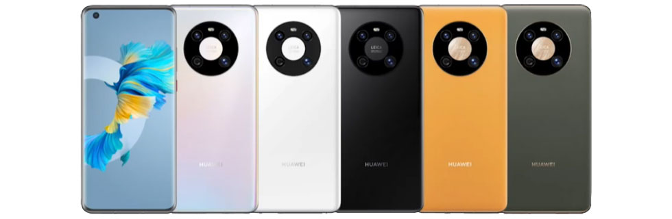 Huawei Mate 40 series pricing