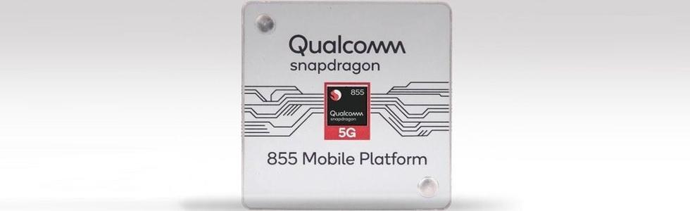 Snapdragon 855 details leak together with the new Qualcomm 3D Sonic under-display fingerprint sensor