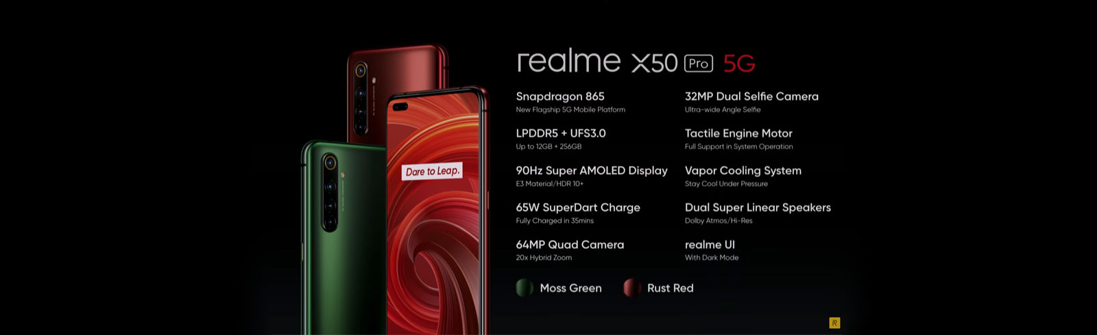 Realme X50 Pro 5G is official, pricing starts at USD 529