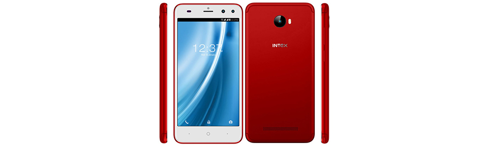 Intex ELYT Dual gets a Royal Red Limited Edition to celebrate St Valentine's Day in India