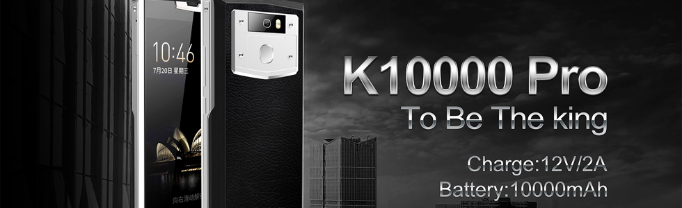 Oukitel shows off the K10000 Pro in an official video