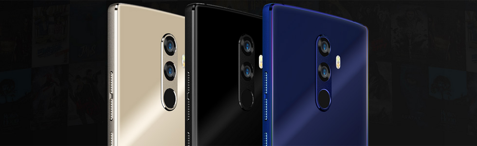 Doogee Mix 2 goes on pre-sale next week, priced at USD 199