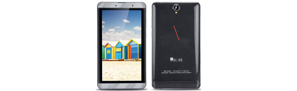 iBall unveiled the 4G, dual-SIM Slide Gorgeo 4GL tablet
