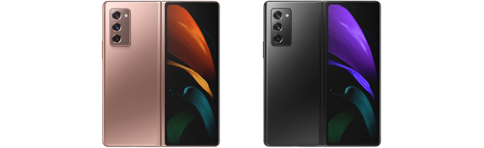 The Samsung Galaxy Z Fold2 is launched - specifications and prices