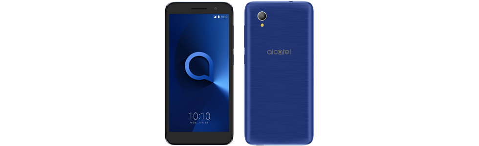 Alcatel 1 is official with an 18:9 HD display, Android Go and a $89 price tag