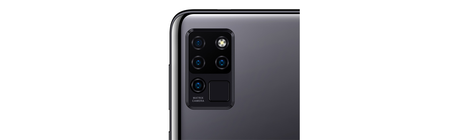 Oukitel C21 teased with a quad-camera matrix camera