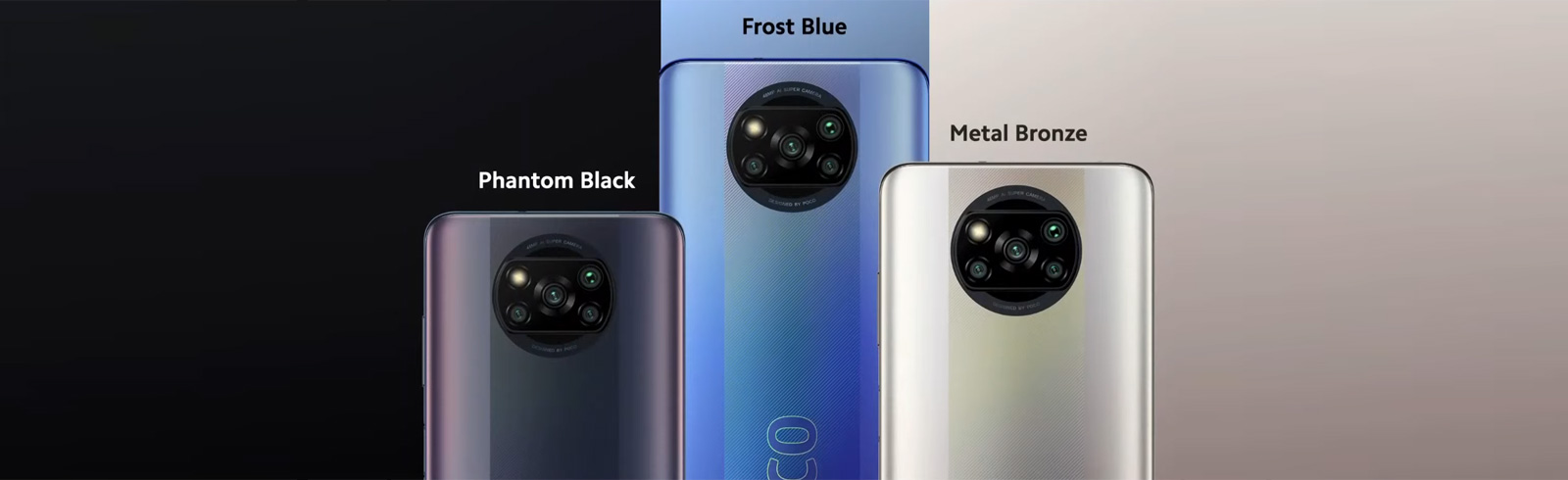 Xiaomi unveils the POCO X3 Pro with Snapdragon 860 mobile platform
