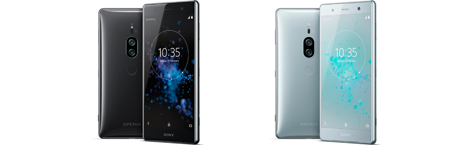 Sony unveils the Xperia XZ2 Premium with a 5.8-inch 4K HDR display, Dual Motion Eye camera