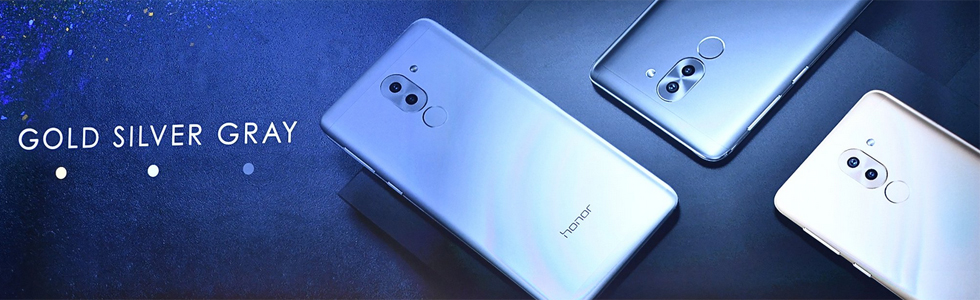 Huawei has announced the Honor 6X (again) - an affordable smartphone with dual rear cameras