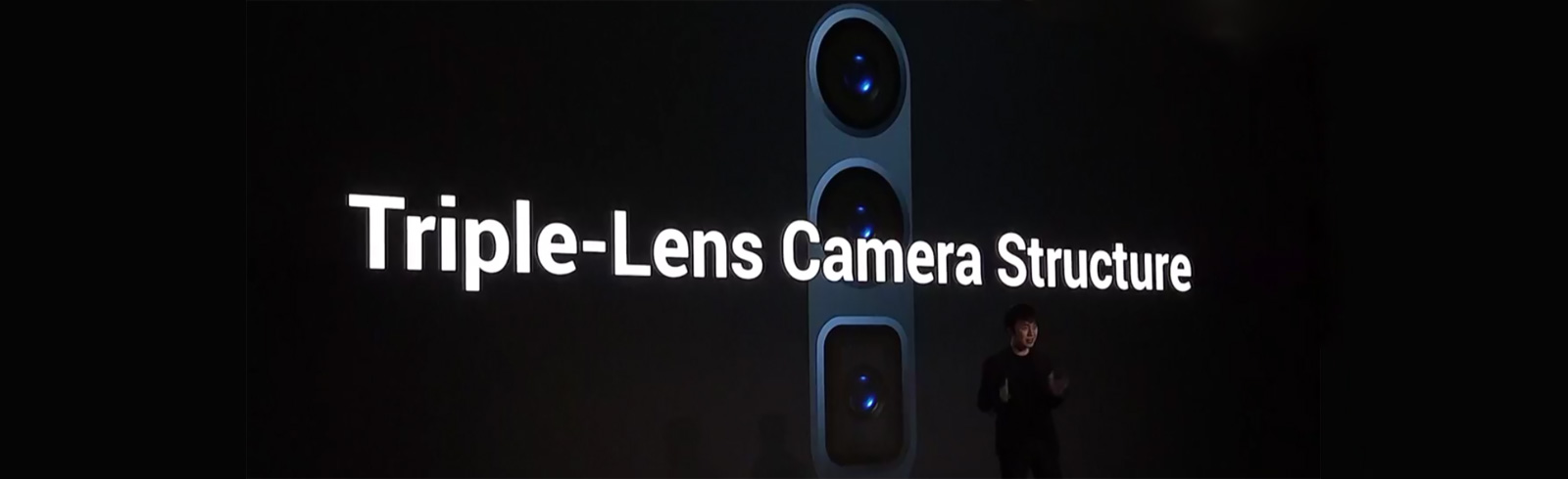Oppo announced its 10x lossless zoom technology in Barcelona