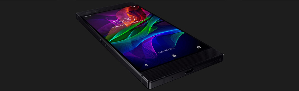 Razer Phone is official - a smartphone for gamers by gamers
