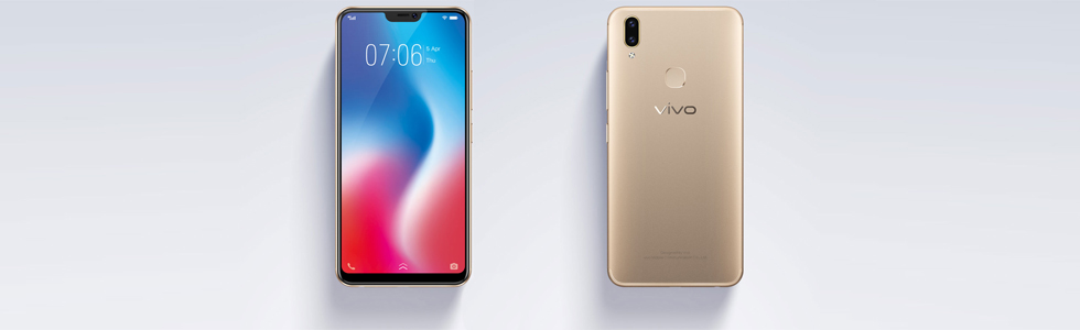 Vivo V9 is unveiled with a Snapdragon 626 chipset and 19:9 FullView display