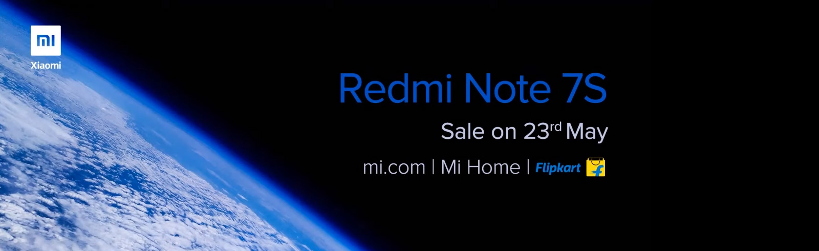 Xiaomi unveils the Redmi Note 7S in India with a 48MP primary camera
