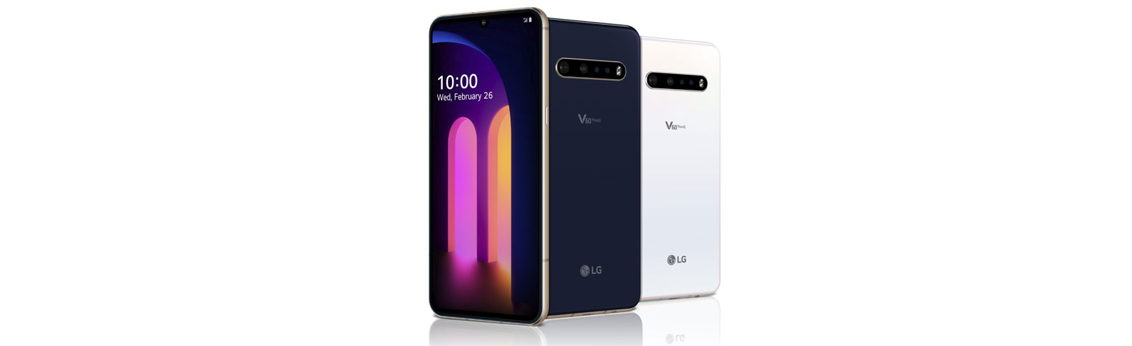 "LG V60 ThinQ goes official with 5G, Snapdragon 865, 6.8"" FHD+ P-OLED display"