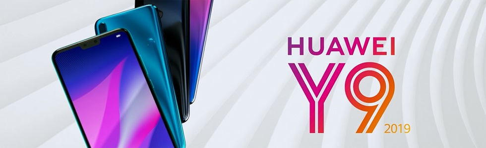 Huawei annouces the Y9 2019 - the international version of