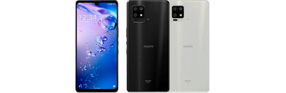 Sharp Aquos Zero6 5G goes official in Japan