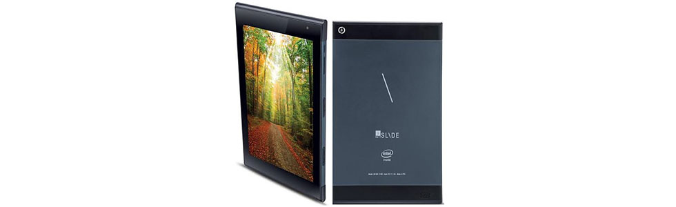 "iBall presented the 8"" Slide 3G Q81 tablet"
