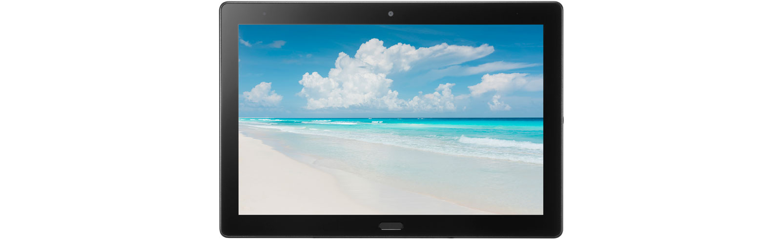 """Sharp unveils Corporate Tablet SH-T01 with a 10.1"""" WUXGA display, 6500 mAh battery, IP68 rating"""