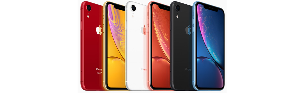 iPhone Xr goes official as well with A12 Bionic, 6.1-inch LCD display