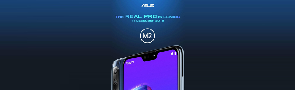 Asus will unveil the ZenFone Max Pro M2 on December 11th