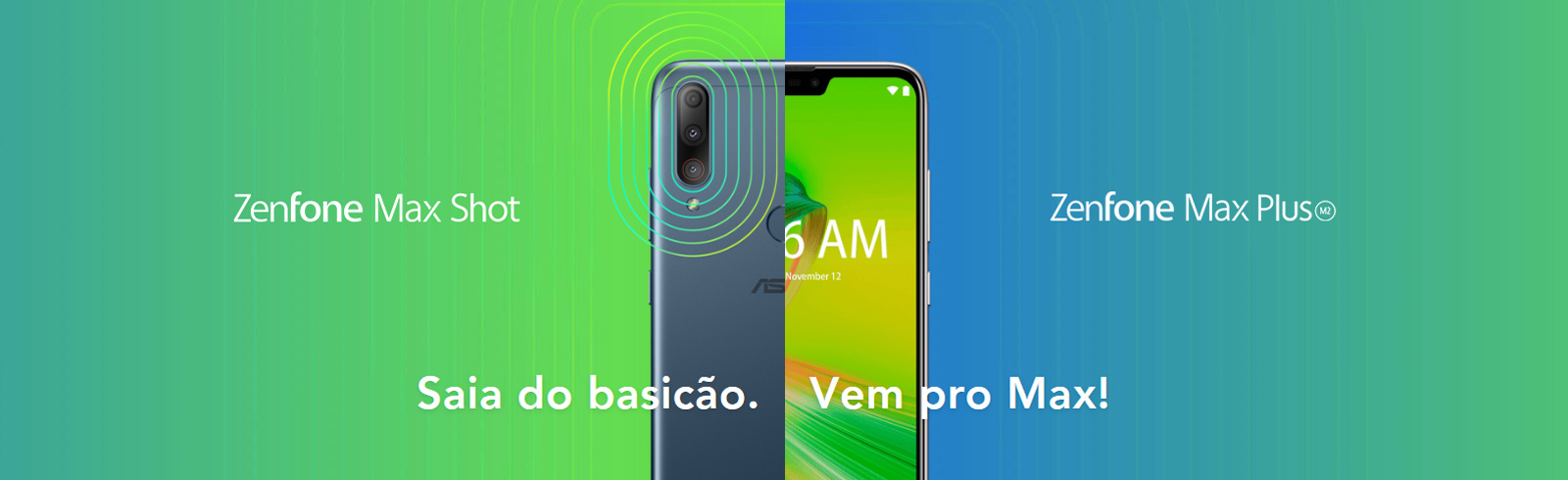 Asus launches the ZenFone Max Shot and ZenFone Max Plus (M2) in Brazil