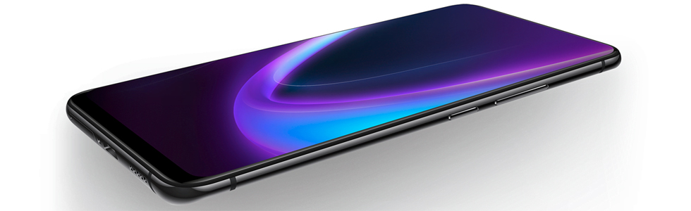 Vivo NEX is unveiled with a 6.59 OLED display, full-display sound technology, periscope selfie camera