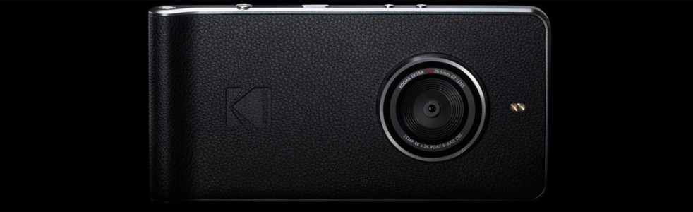 Kodak Ektra aims at changing mobile photography