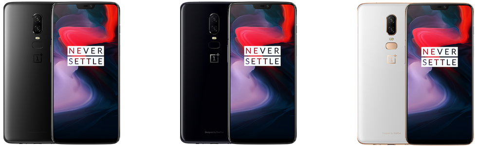 OnePlus 6T will be announced in October, will have a T-Mobile