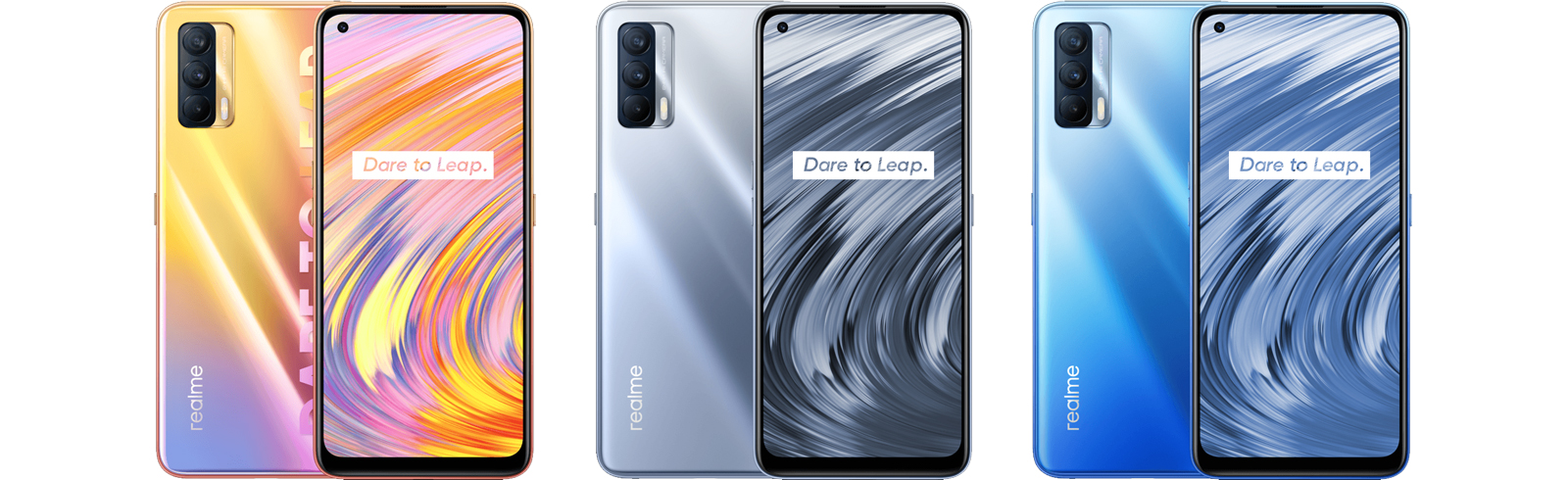 """Realme V15 5G is announced with a 6.4"""" AMOLED screen and Dimensity 800U chipset"""