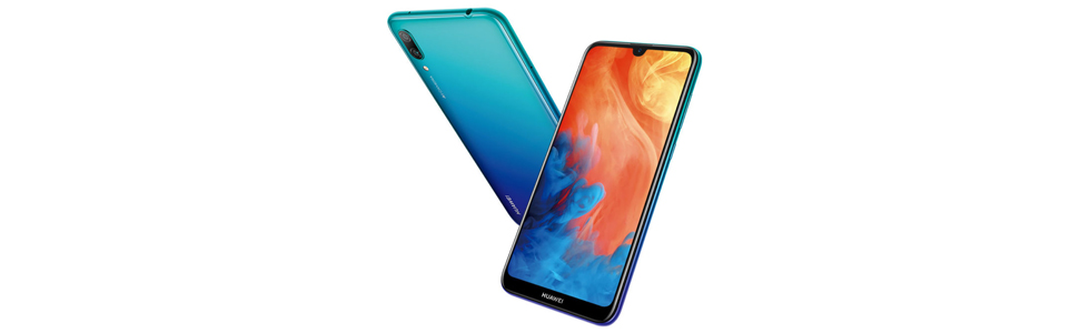 Huawei announces the entry-level Y7 Pro 2019 in Vietnam
