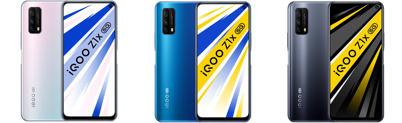 Vivo launched the iQOO Z1x 5G in China
