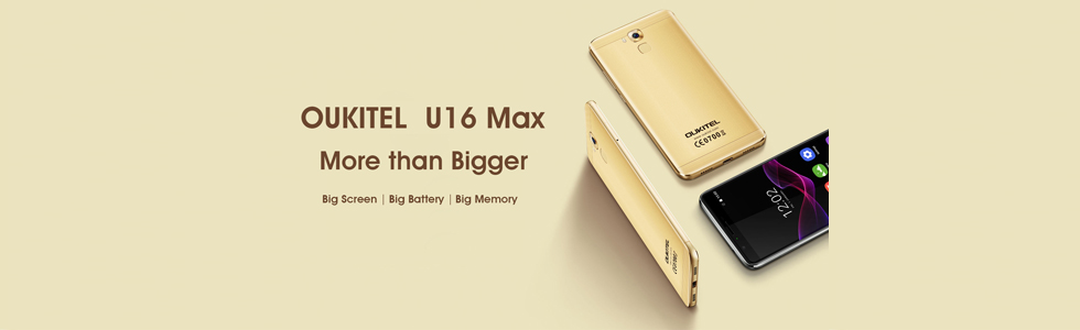 Oukitel unveals even more U16 Max specs