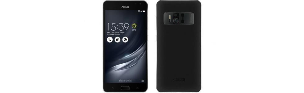 Asus presented the Zenfone AR and Zenfone 3 Zoom
