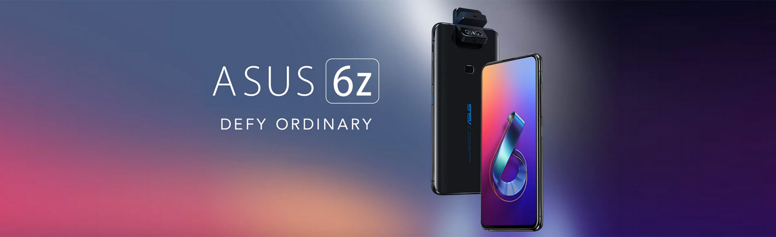 Asus will launch the Zenfone 6 in India as Asus 6z