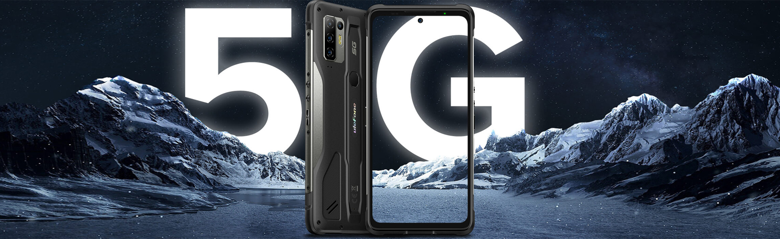 Ulefone Armor 10 goes official with Dimensity 800 chipset and 5G connectivity