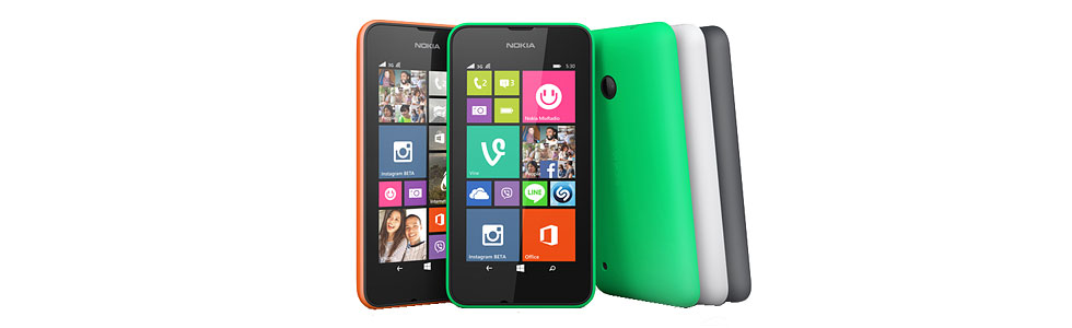 Nokia Lumia 530 - yet another budget entry-level Windows smartphone