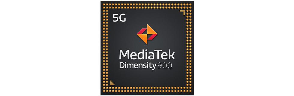 联发科推出 6nm 5G 天玑 900 芯片组